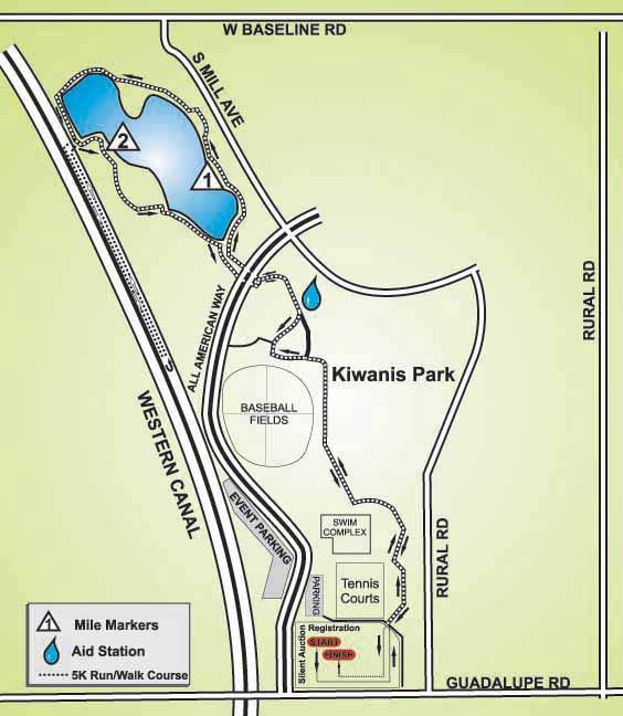 course map 2011 stepnout